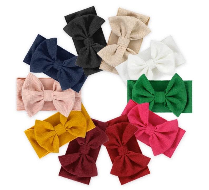 6 for 20 Big Bow Headband