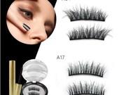 NEW Magnetic Liquid Eyeliner for Magnetic Eyelashes (Eyeliner magnetic eyelashes)