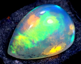 Ethiopian Welo 6x7mm Calibrated Opal 13.13cts Parcel Lot