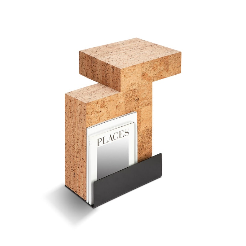 PLAY Side Table  Special Edition Cork Units x Niruk image 0