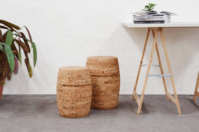 Cork Stools Home & Living Bedroom Living room image 0