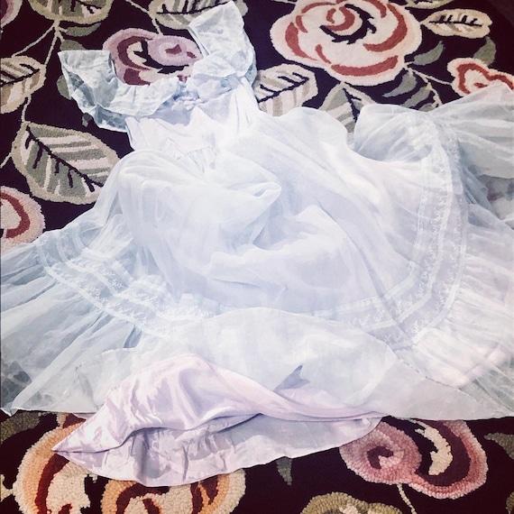 1940s-1950s Romantic Fairy Dress
