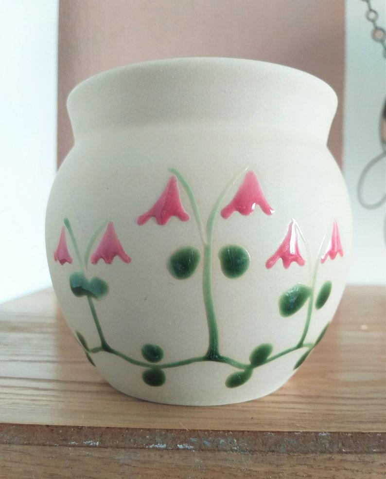 Vintage GABRIEL STENGODS Pottery Ceramic Pot Sweden