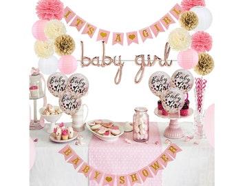 Baby Shower Decorations Girl custom for amnic247