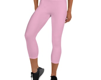 Petite Tall Length #415-36 Made in our loft Women/'s Cropped Legging Pants High or Low Waist Capri Pants L415 /& Co Clothing