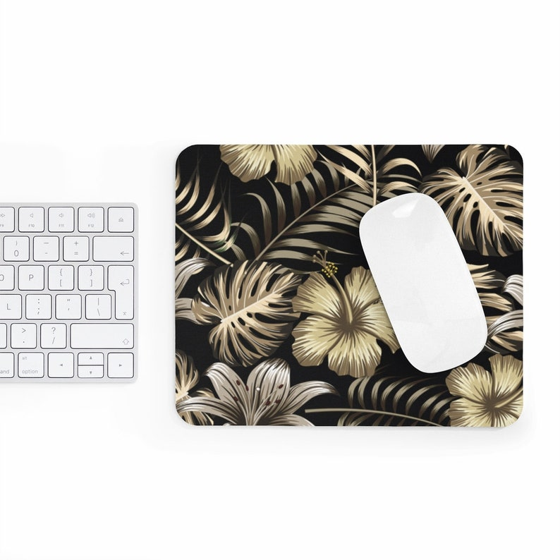 Gaming Mouse Pad Cute Mouse Pad FLOWER MOUSE PAD Square Mouse Pad Unique Mouse Pad Colorful Mousepad Colorful Brick Mouse Mat