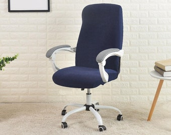 Office Chair Cover Etsy