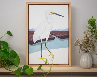 ORIGINAL    Snowy Egret