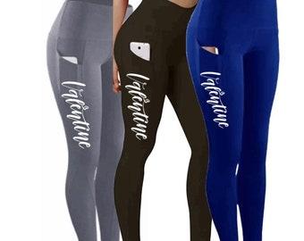 Personalized Leggings