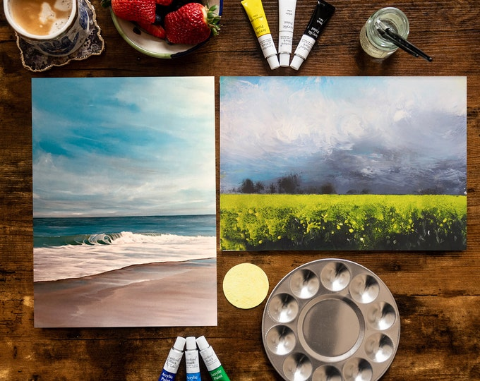 Wild at Heart - Artist's Gift Set