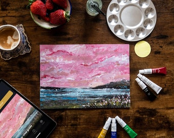 Dreaming of Pink Skies with Abigail Tippetts