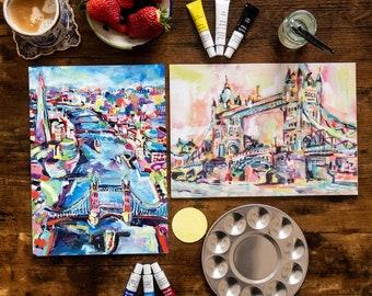 Spirit of London - Artist's Gift Set