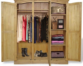 Wardrobe Cabinet, Wardrobe Closet, Wood Wardrobe, Wooden Wardrobe, Wardrobe Armoire