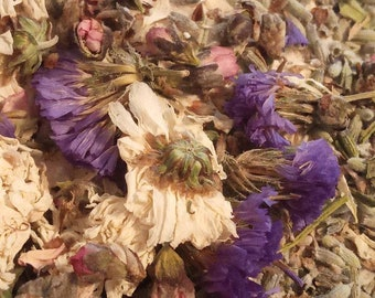 Perfect In Pink - Pink Himalayan Flower Infused Goddess Bath available in Course, and Super Fine