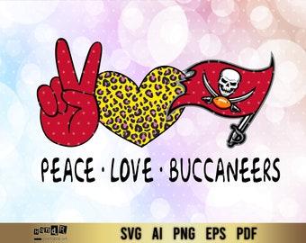 Buccaneers Logo Etsy