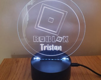 TIK TOK DANCING APP 3D Acrylic LED Night Light Touch Lamp Christmas Gift