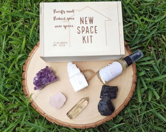 New Space Kit - Purify and Protect your new Home, Apartment, Condo, Office, Studio