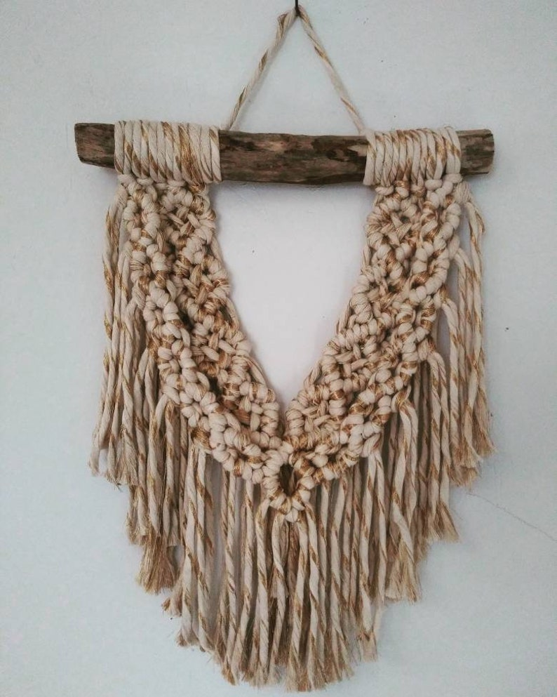 Gold Dust Wall Hanging
