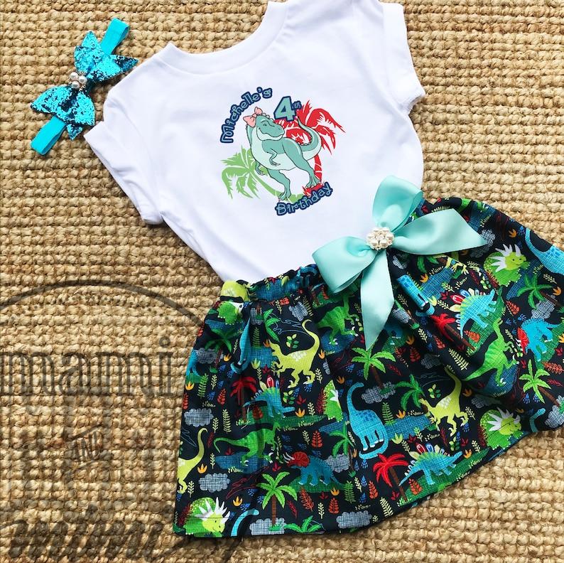 Personalized Gift Personalized Girls Birthday Dress Toddler Birthday Dress Birthday cOutfit with name Custom baby first Birthday Onesie