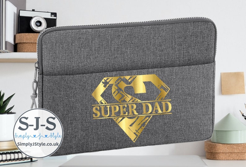 Tablet Bag Silver Super Teacher Laptop Bag Computer Sleeve Inch Custom Laptop Case Best Teacher Teacher/'s Gift 13 or 15 Gold