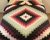 Amish Handmade Quilt