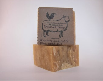 Sheep Milk Soap: Beached Sheep