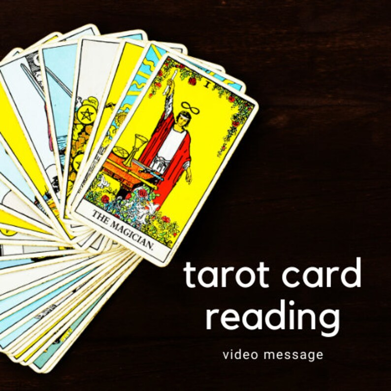 Intuitive/Psychic Tarot Card Reading image 0