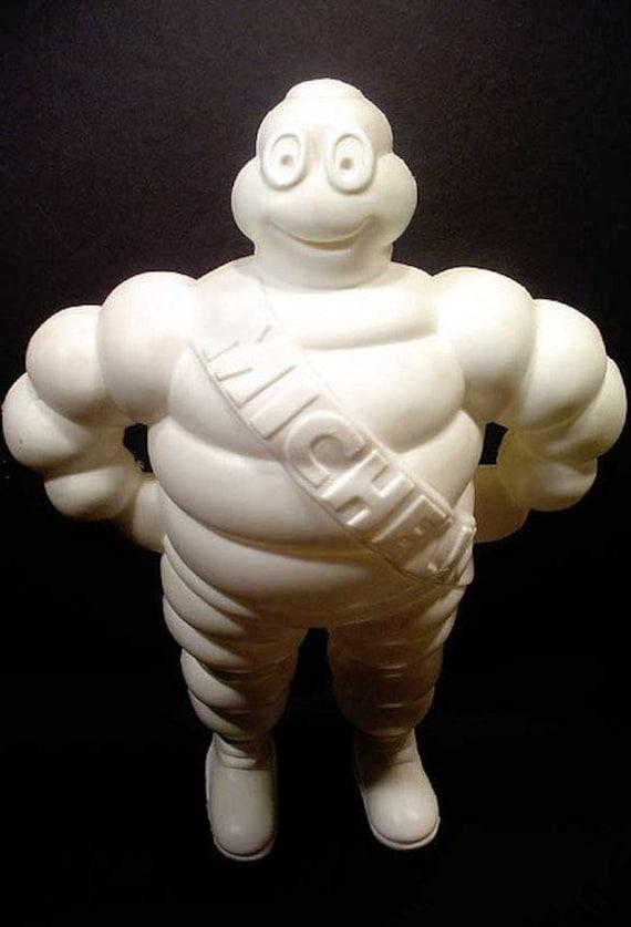 Jahrgang 1980 Michelin Mann Kunststoff-Shop-Display   Etsy