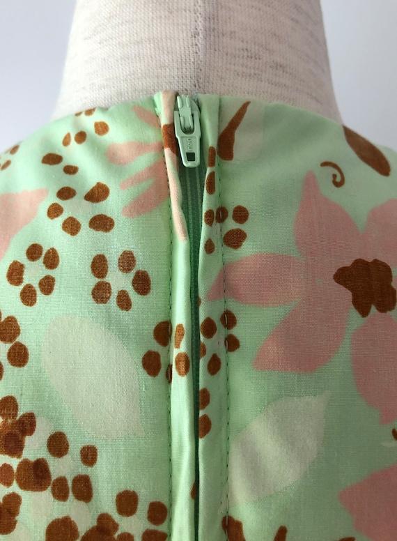 1960's Mod Dress - Vintage 60's Mini Dress - 60s … - image 8