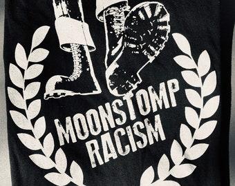 Moonstomp Racism men's t-shirt
