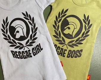 Reggae Girl/Reggae Boss