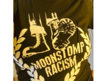Moonstomp racism Girl cut