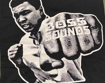 Boss Sounds t-shirt version 2