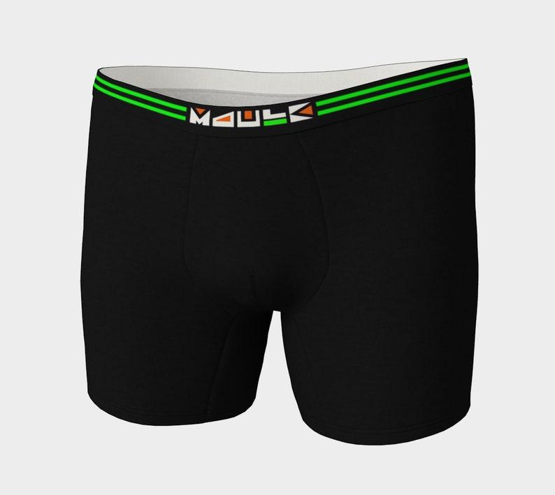Maule Cheeky Boxers Black