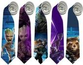 Necktie rocket raccoon groot baby groot guardians of the galaxy gotg