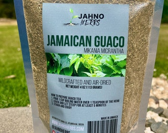 Jamaican Guaco Mikania (Wildcrafted, Air-Dried, Alkaline Herb)