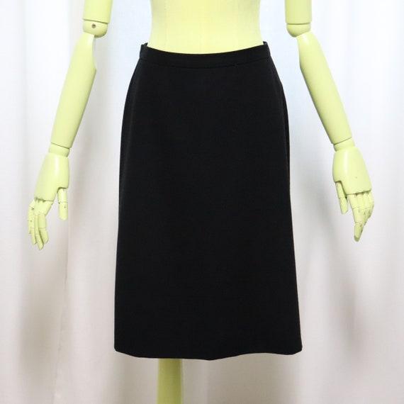 VALENTINO Wool Skirt | Authentic Vintage Valentino