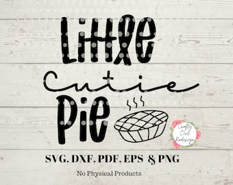 Download Little Miss Cutie Pie Cutting Files Image