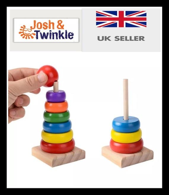 Learning Shapes Puzzel Josh/&twinkle