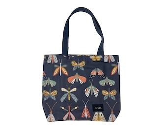 Monarch Tote | Tote Bags | Canvas Bag | Modern Bag | Cute Bags | Shopping Bags | Cotton Tote | Boho Bag | Women's Shoulder Bag | Summer