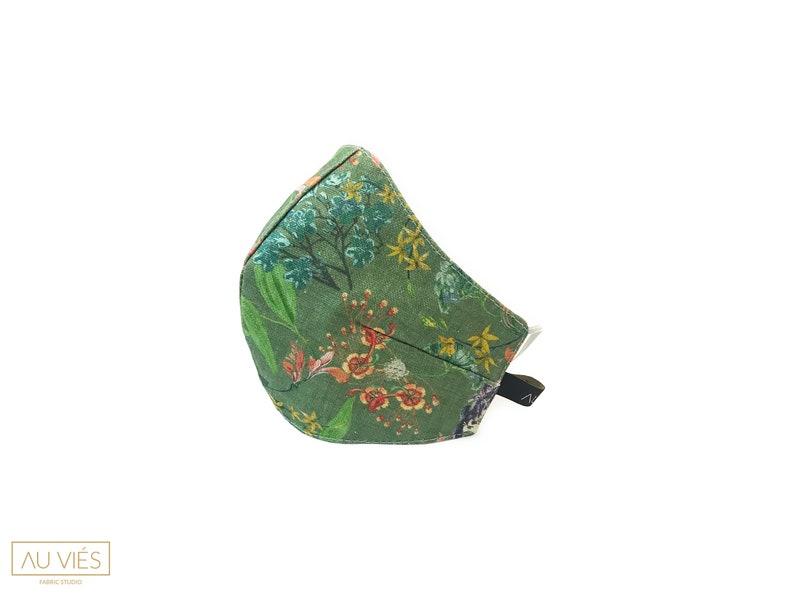 Botanic Garden  Protective Face Mask  Washable & Reusable  image 0