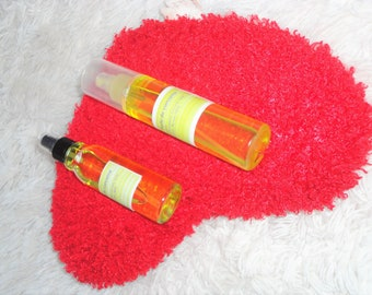 Turmeric massage oil
