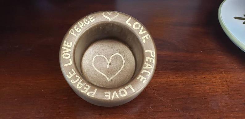 Small bowl full of Love