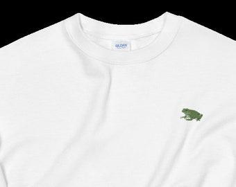 Frog Sweatshirt (Embroidered)
