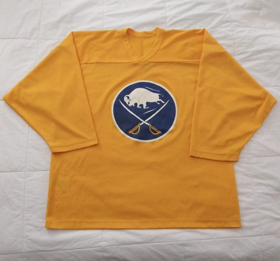 Vintage 90s Buffalo Sabres Practice Jersey