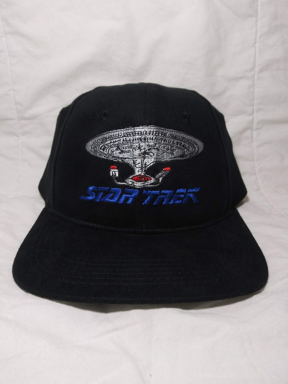NWT Vintage 1997 Star Trek Snapback Hat