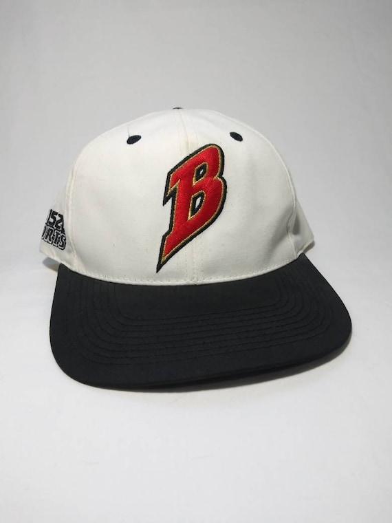 Vintage 90's Buffalo Bisons Snapback Hat