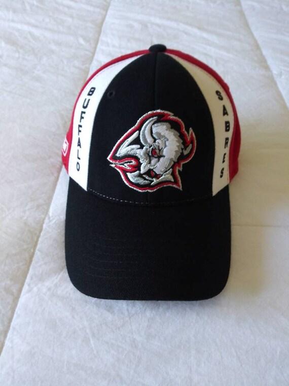 NWOT Vintage 90's CCM Buffalo Sabres Fitted Hat