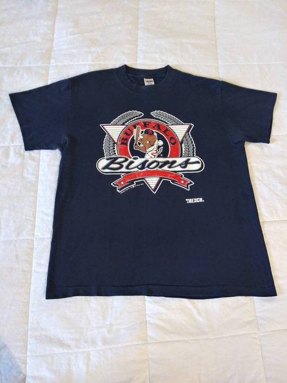 Vintage 1992 Buffalo Bisons T-Shirt