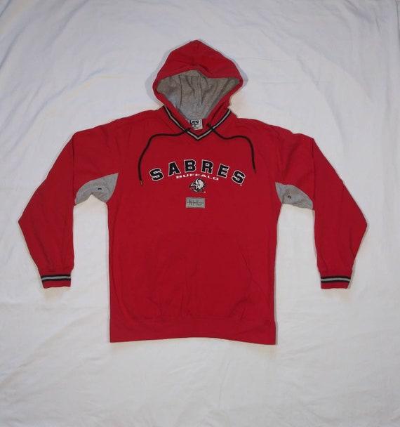 Vintage 90s Buffalo Sabres Hoodie